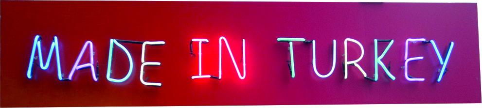 neon tabela imalatı izmir