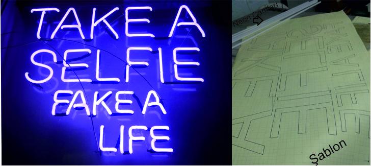 Neon İmalatı,idem neon, idem reklam, idem neon tabela