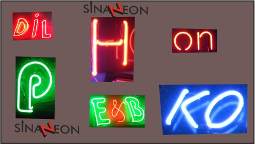 Neon Harf