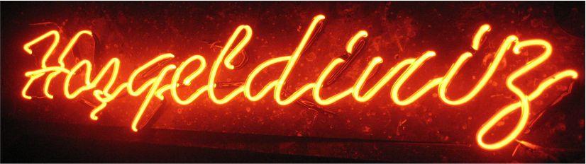 neon tabela imalatı türkiye