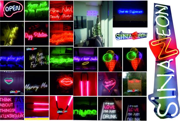Neon Tabela Katalog