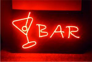 bar neon tabela - bar neon tabelası