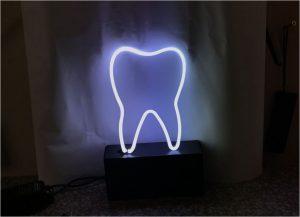 diş led neon